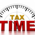 Get Ready for Tax Time!